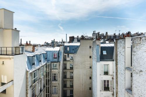 Saint-Honoré apartment photo 18