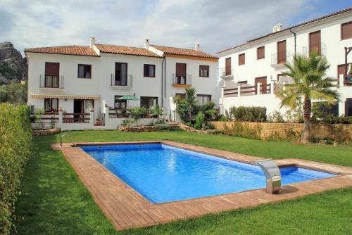 Casa Mirador los Bancales - Apartment - Montejaque