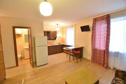 . Cozy studio apartment on Sadovaya
