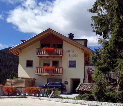 Villa Hilde Alta Badia-San Cassiano/Sankt Kassian