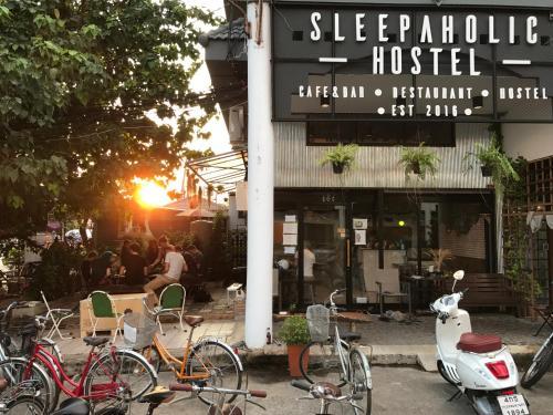 Sleepaholic impression
