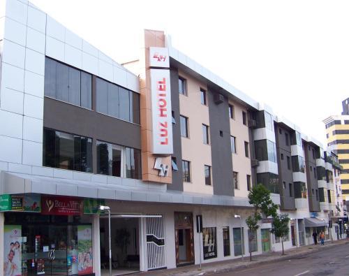 . Luz Hotel Pato Branco