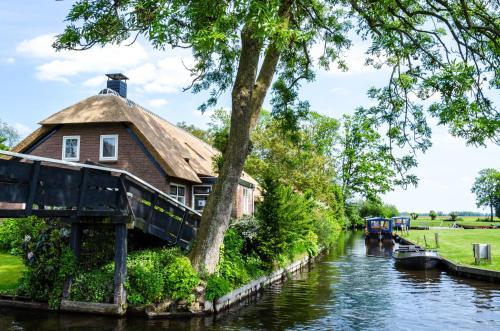 The Black Sheep Hostel, Pension in Giethoorn bei Steenwijk
