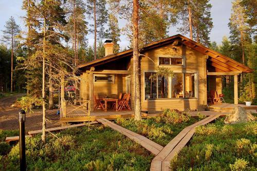 Ferienhaus Saimaa Seenplatte 079S