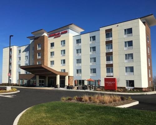 TownePlace Suites by Marriott Grove City Mercer/Outlets - Hotel - Grove City