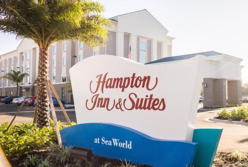 Hotel Hampton Inn & Suites Orlando near SeaWorld
