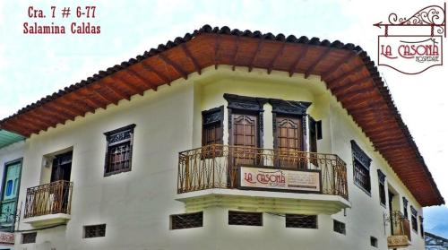 Hospedaje La Casona, Salamina
