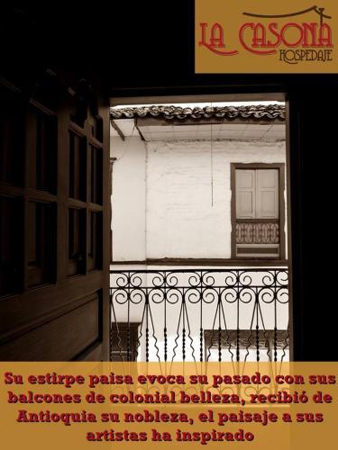 Фото отеля Hospedaje La Casona