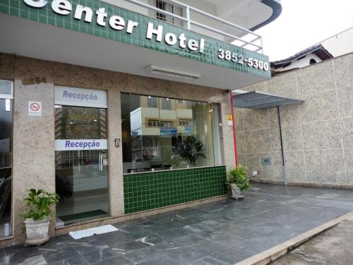 Brasil Center Hotel