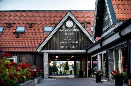 Hotel-overnachting met je hond in Lannalodge - Vintrosa