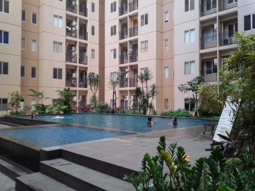 . Sudirman Suite Apartment 2212