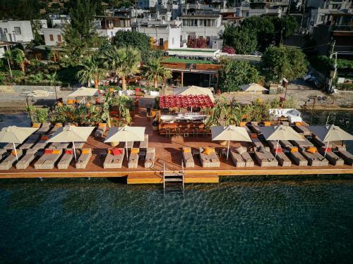 Golturkbuku Galen Hotel & Beach odalar