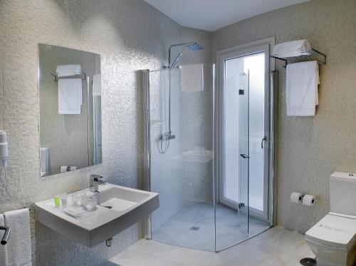Habitación Doble - 1 o 2 camas Hotel Atlántico 18