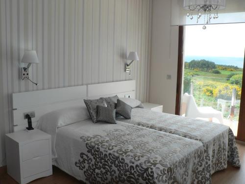 Habitación Doble con acceso al spa - 1 o 2 camas Hotel Naturaleza Mar da Ardora Wellness & Spa 11