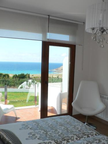 Doppel-/Zweibettzimmer mit Meerblick Hotel Naturaleza Mar da Ardora Wellness & Spa 43