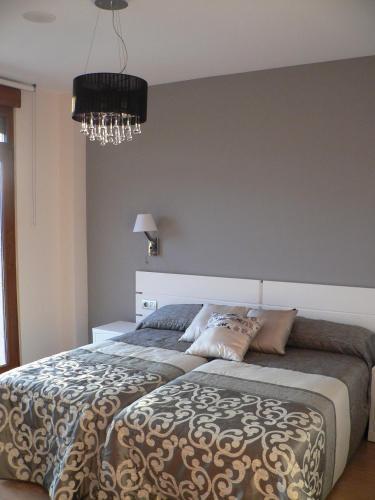 Double or Twin Room with Sea View Hotel Naturaleza Mar da Ardora Wellness & Spa 26