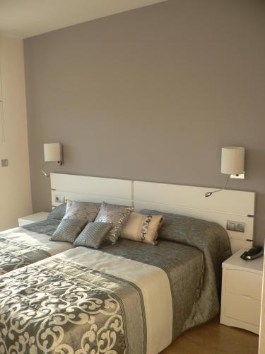 Double or Twin Room with Sea View Hotel Naturaleza Mar da Ardora Wellness & Spa 22