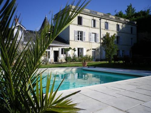 Chambre D' Hôtes La Lucasserie - Chambre d'hôtes - Saumur