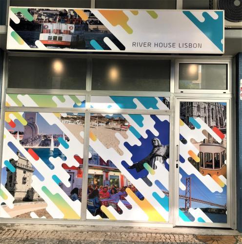 River House Lisbon, 2800-283 Almada