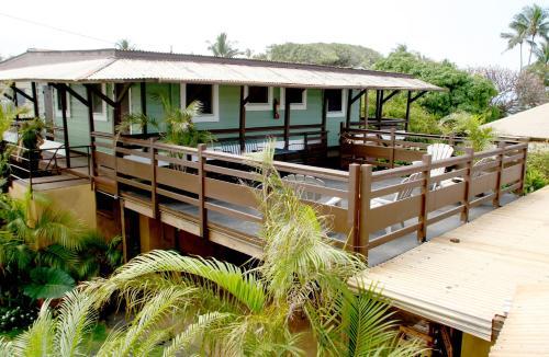 Nalu Kai Lodge Paia Hotel