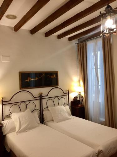 Double or Twin Room Palacio de Santa Inés 20