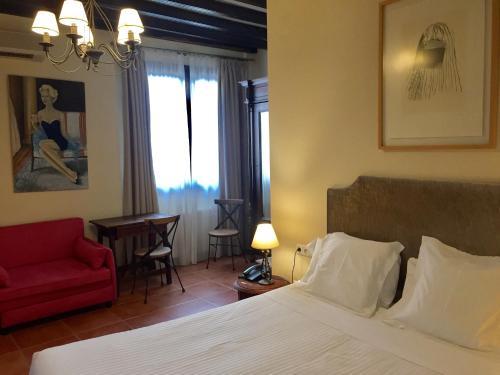 Habitación Doble - 1 o 2 camas Palacio de Santa Inés 13