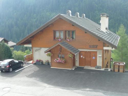 Chambre d'hôte l'Etringa - Accommodation - Châtel