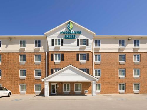 . WoodSpring Suites Omaha Bellevue