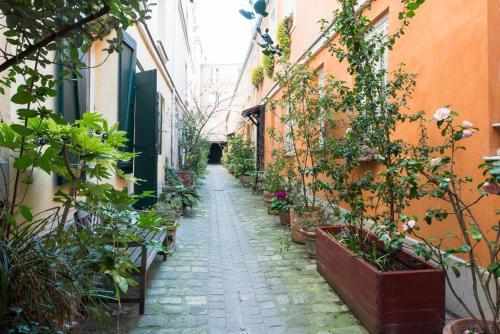 Mouffetard - Rue du Fer À Moulin impression