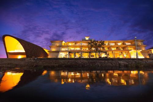 琵琶湖港塞特里酒店 Setre Marina Biwako