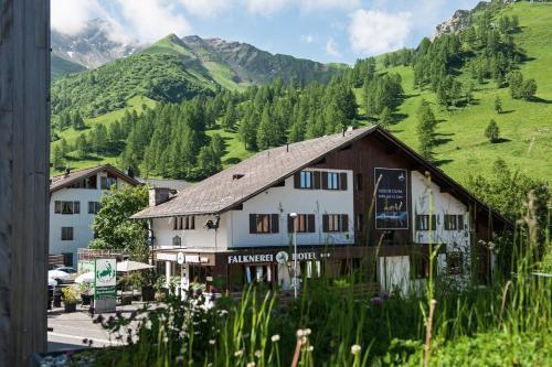 Hotel Falknerei Galina, Liechtenstein