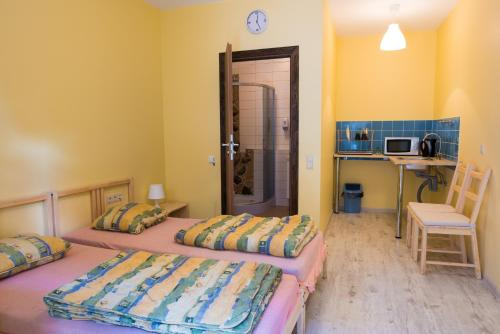 Classic Zweibettzimmer mit eigenem Bad (Classic Twin Room with Private Bathroom)