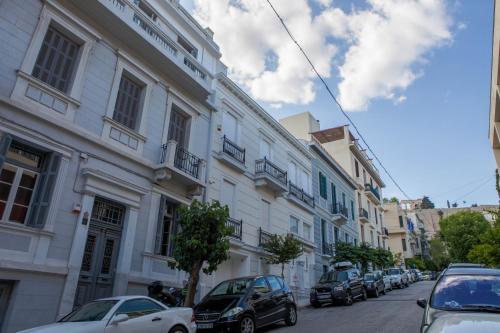 HotelOikos Homes Acropolis