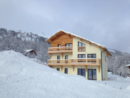Les Chalets Du Grand Galibier Valloire