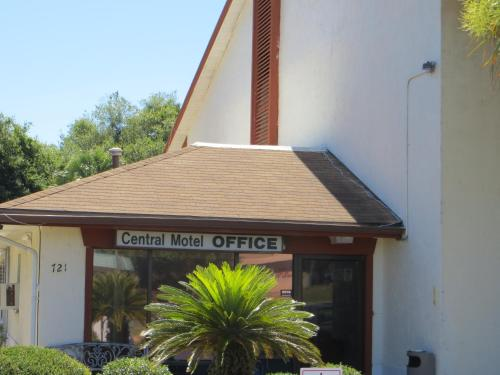 Central Motel - Inverness