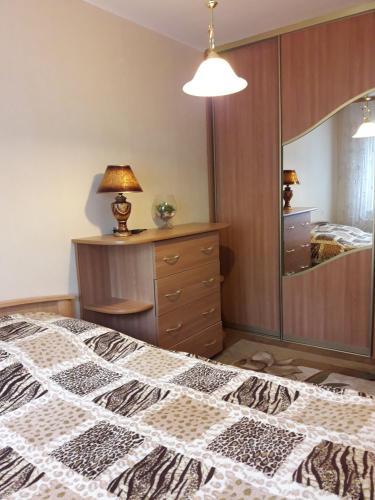 . Apartment on Molodezhnaya 39