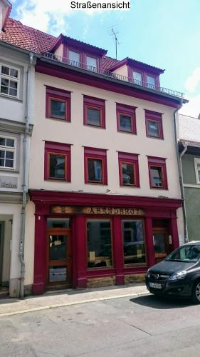 . Apartment Pension Sternchen