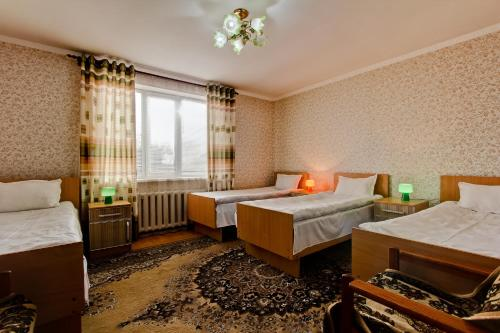 Askar Guesthouse foto della camera