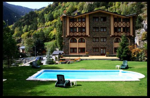 Hotel Xalet Verdú Arinsal