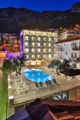 Kas Kaş Artemis Hotel tatil