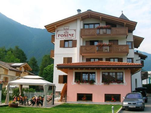 Hotel Villa Fosine Pinzolo