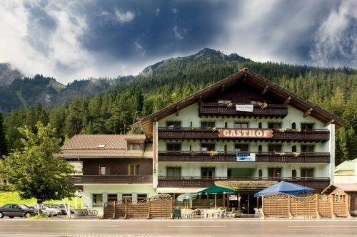 T3 Gasthof Spullersee - Hotel - Wald am Arlberg