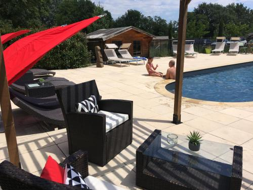 Accommodation in Rousset