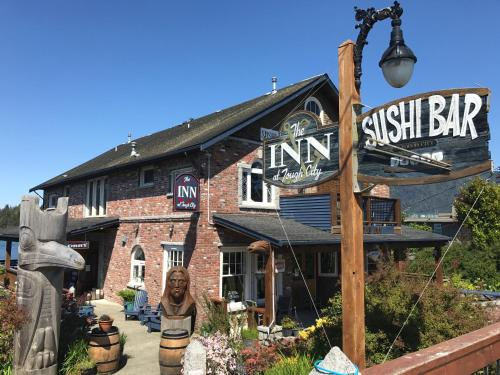 . The Inn at Tough City