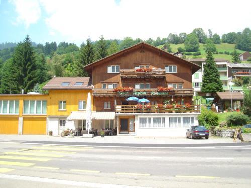 Hotel Alpina Unterwasser