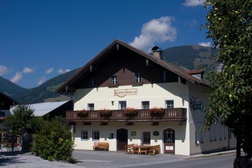 Kramerhaus Hollersbach - Apartment - Hollersbach im Pinzgau