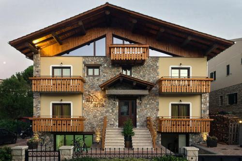 Alpine Aria - Accommodation - Kalávrita