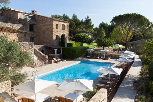 Mas des Herbes Blanches Hotel & Spa – Relais & Chateaux