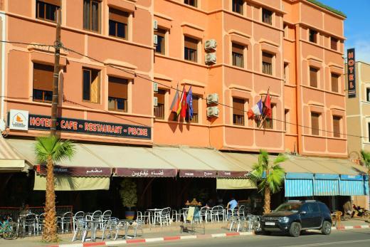 Hotel Espace Tifawine