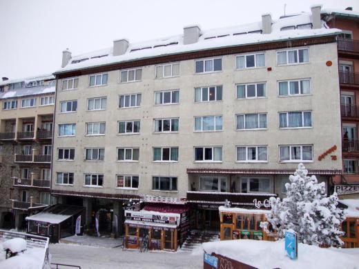 Apartamentos Sapporo 3000